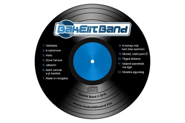 Bakelit Band kiadványok