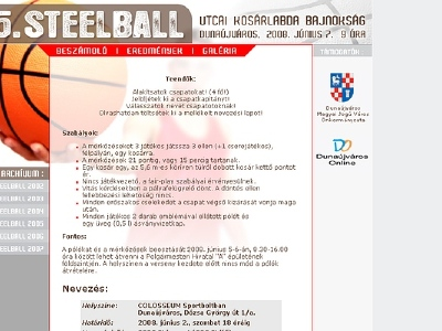 Steelball 2008
